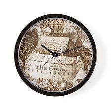 globetheatre2-60 Wall Clock