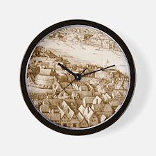 globetheatre1-60 Wall Clock