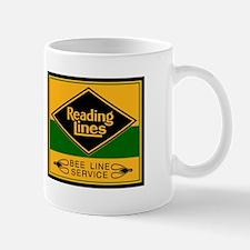 Reading Bee Lines Mug