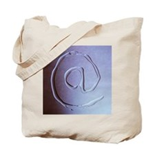 E-mail symbol Tote Bag