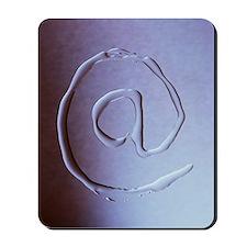 E-mail symbol Mousepad