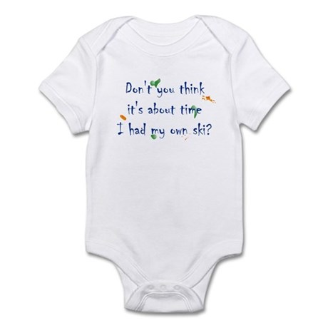 Jet Ski Kids Infant Bodysuit