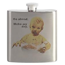 Dirty Harry dialogue Flask