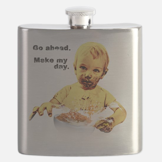 Dirty Harry dialogue Flask