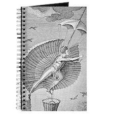 Flying costume Journal