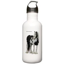 Diesel mask Water Bottle