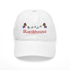 Stackhouse, Christmas Baseball Cap