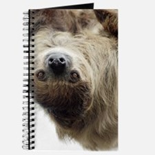 Sloth iPhone Slider Case Journal