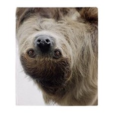 Sloth iPhone Slider Case Throw Blanket