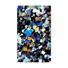 Granulite mineral, light micro Decal