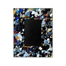 Granulite mineral, light micrograph Picture Frame