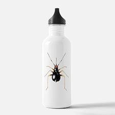 Female capsid bug Water Bottle