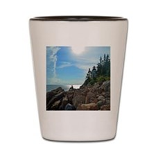 9x12 print Shot Glass