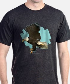 Eagle in Flight T-Shirt