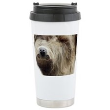 Sloth Pillow Case Travel Mug