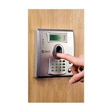Fingerprint scanner Decal