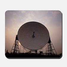 Jodrell Bank radio telescope Mousepad
