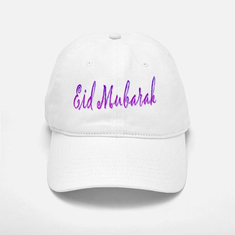 Eid Mubarak  Baseball Baseball Cap