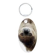 Sloth Galaxy Case 2 Keychains