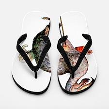 ALICE_DODO Flip Flops