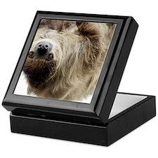 Sloth Laptop Skin Keepsake Box