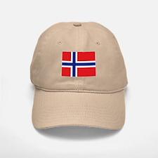 Norway flag Baseball Baseball Cap