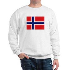 Norway flag Sweatshirt