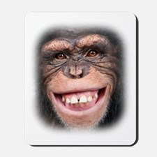 Chipper Chimp Mousepad