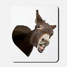 Heart Donkey Mousepad