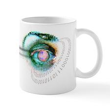 Iris scanning Mug