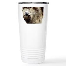 Sloth Messenger Bag Travel Mug