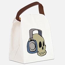 Crash  Bernstein Canvas Lunch Bag