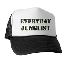 Everyday Junglist (Black Border) Trucker Hat