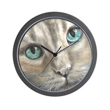 Annabella - scan Wall Clock