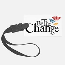 Be the Butterfly and Change Luggage Tag