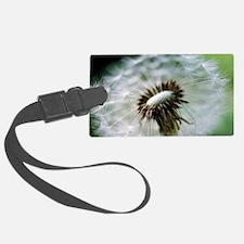 Dandelion seed head Luggage Tag