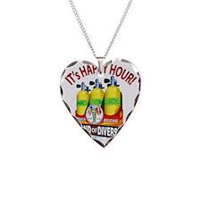 Scuba Nitrox Six-Pack T-Shirt Necklace