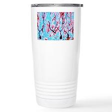 LM of cerebellar tissue Travel Mug