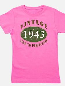 Vintage 1943 Girl's Tee