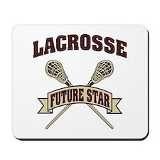 Lacrosse Future Star Mousepad
