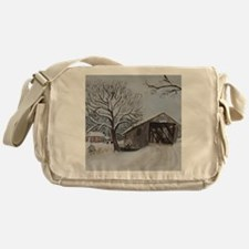 Covered Bridge Messenger Bag