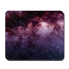Milky Way in the constellation of Aquila Mousepad