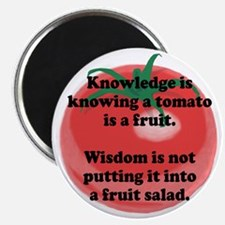 Knowledge is... Magnet