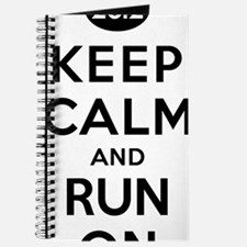 Keep Calm and Run On 26.2 Journal
