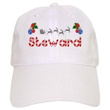 Steward, Christmas Baseball Cap
