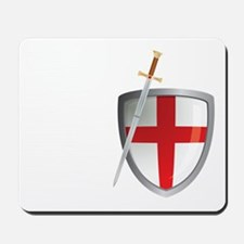 Henry V - Cry God for Harry, England and Mousepad