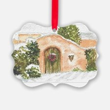 adobe snowhouse Ornament