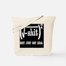 realbutton Tote Bag