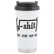 REAL Travel Mug