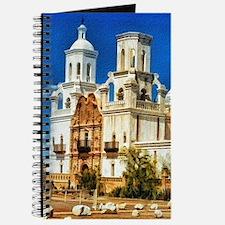 san xavier mission Journal